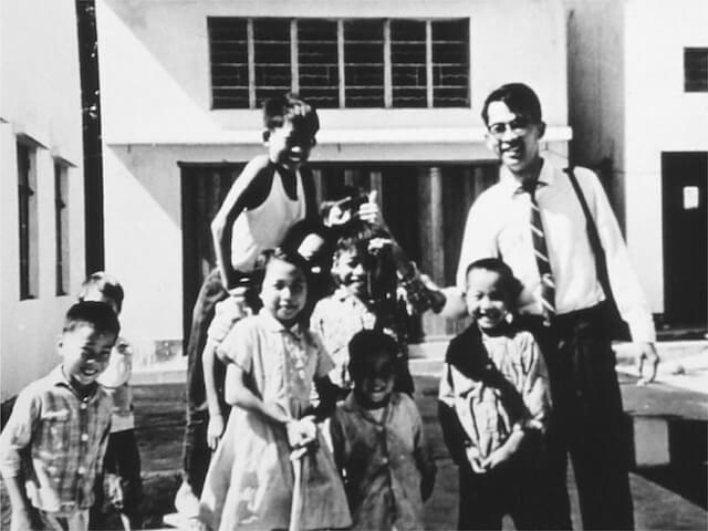 1964-余弟兄蒙召專心全時間事奉